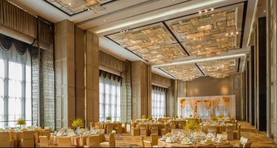 武汉洲际酒店_【武汉洲际酒店】800平米宴会厅