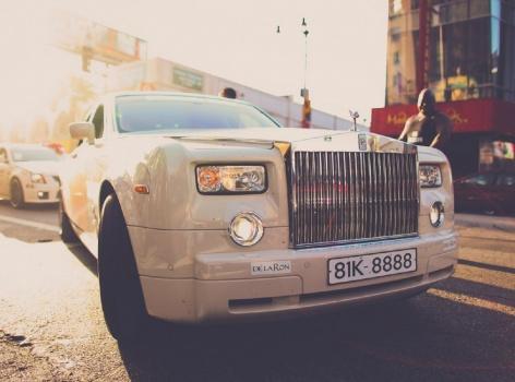 劳斯莱斯Rolls-Royce-幻影+宾利Bentley