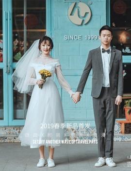 【韩尚新风】0元抢新品 内外景/服装任选