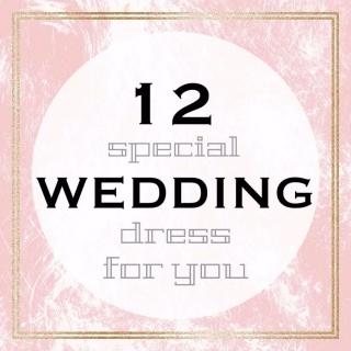 12 WEDDING STUDIO 婚纱礼服