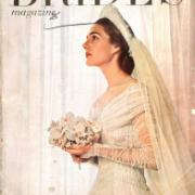 上世纪的新娘婚纱 ,现在看来依旧那么美!